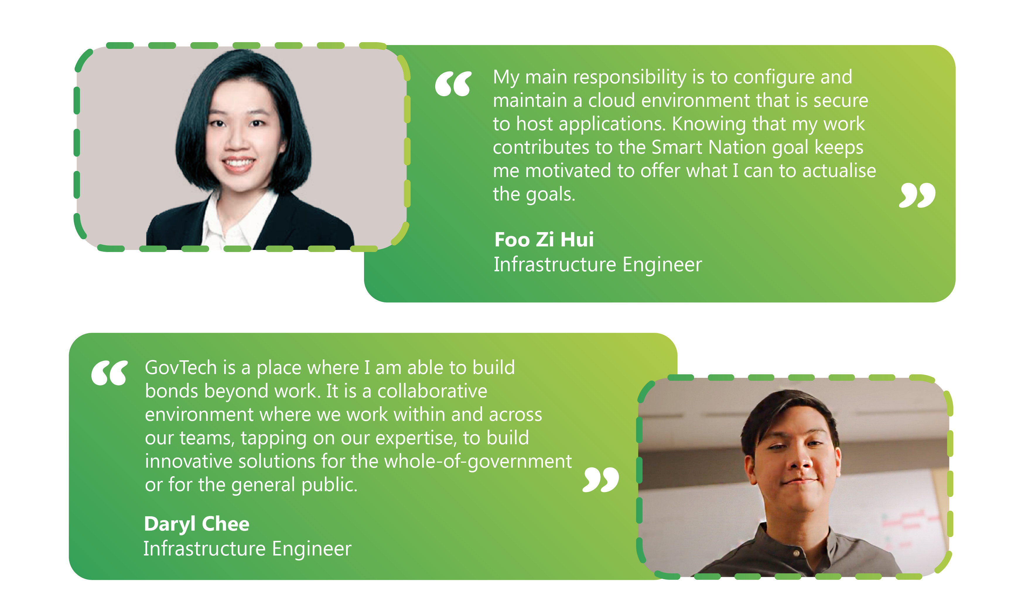 Government ICT Infrastructure Quotes