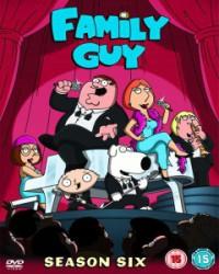 cover Family Guy - S6