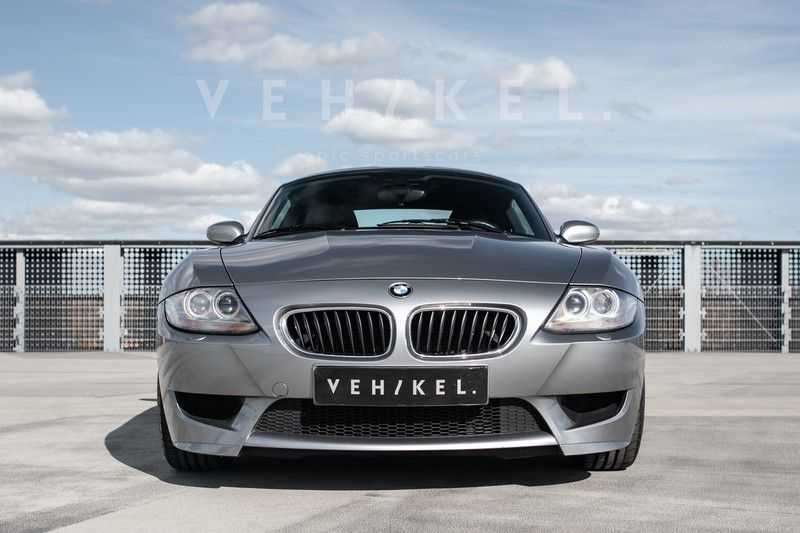 BMW Z4M Coupé 3.2 // Mint condition // Z4M afbeelding 9
