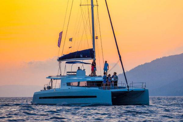 Travel Turkey in style with luxury yacht rental