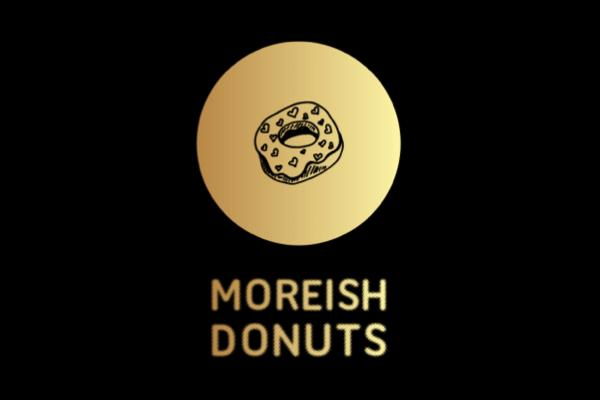 Moreish Donuts logo