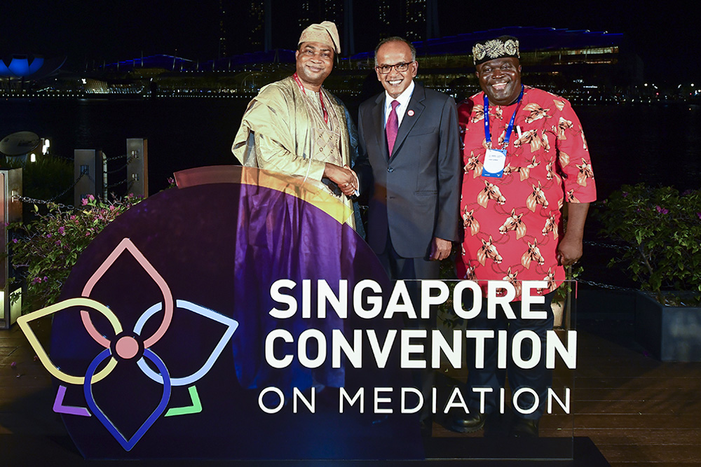 Singapore Convention on Mediation 2019