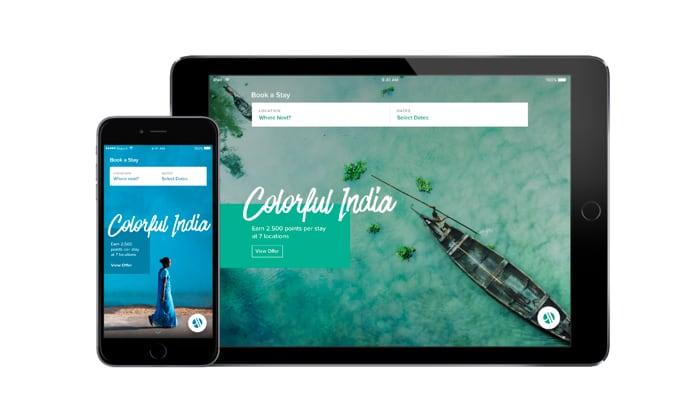 marriot ipad app