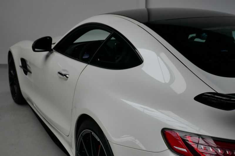 Mercedes-Benz AMG GT R 4.0 585 PK Carbon - Burmester afbeelding 10