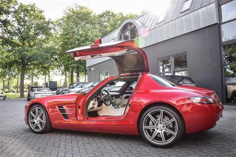 Mercedes-Benz SLS SLS AMG EXCLUSIVE DESIGNO+CAMERA (571 PK) afbeelding 15