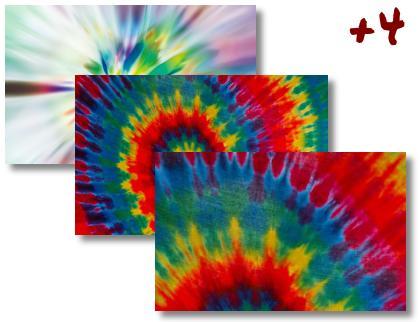 Tie Dye theme pack