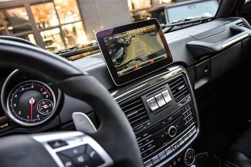 Mercedes-Benz G-Klasse G500 4x4² CARBON+SCH.DAK+AMG RIDE CONTROL afbeelding 7