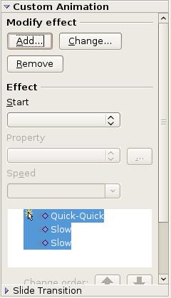 OpenOffice.org Impress Stepping Slides, Part 4
