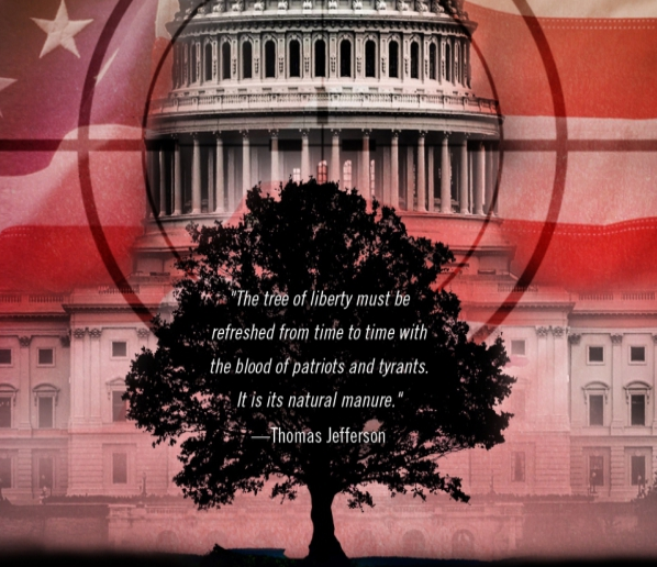 Justifiable Homicide - A Political Thriller