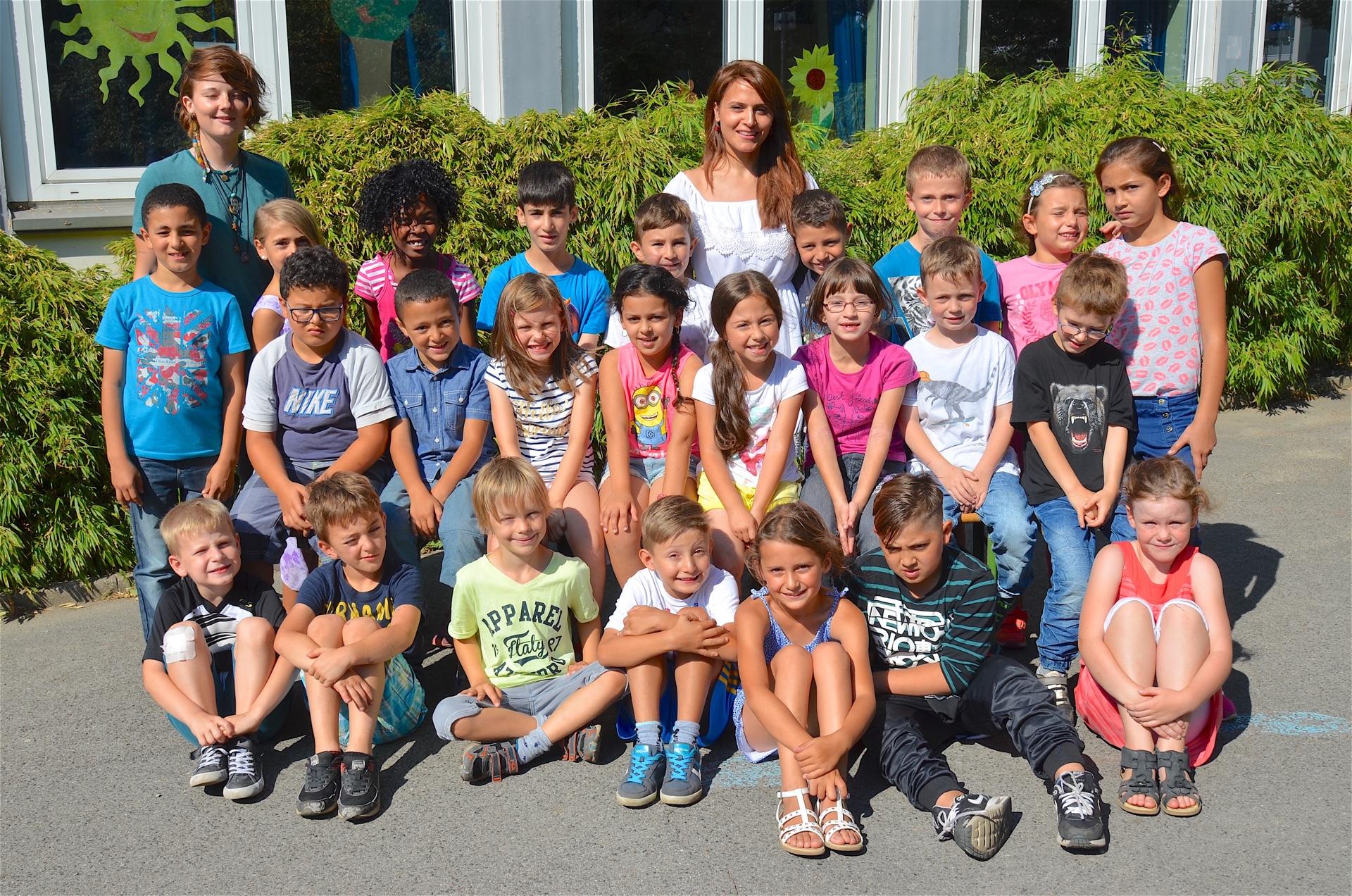 Foto Klasse 3c (2016/2017)