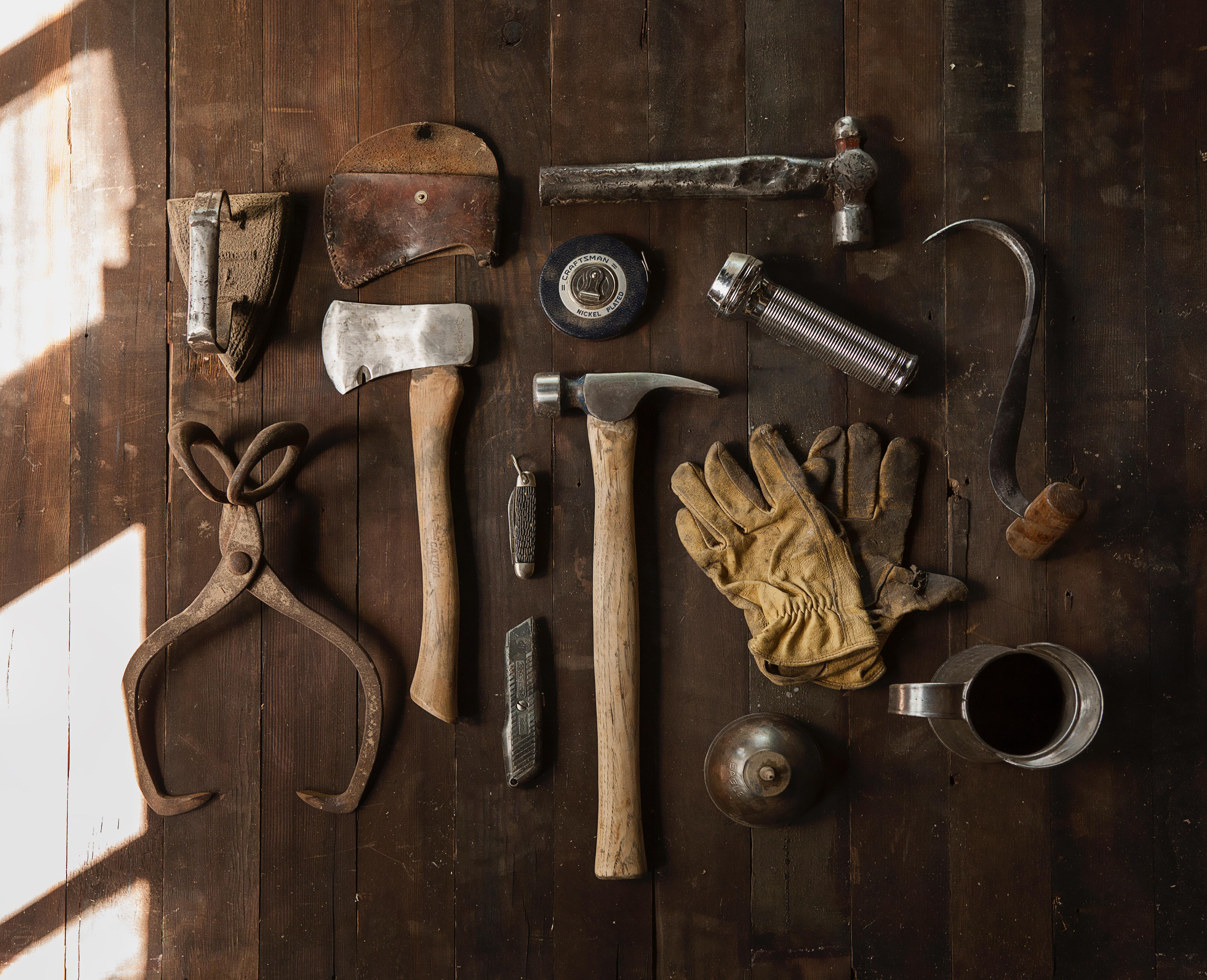 Uma caixa de ferramentas