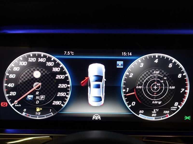 Mercedes-Benz E-Klasse 43 AMG 4Matic Prestige 402pk Aut- Pano, Burmester, Head-up, 360 Camera afbeelding 6