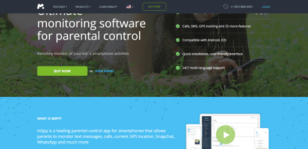 Best Monitoring Software for any Smartphone