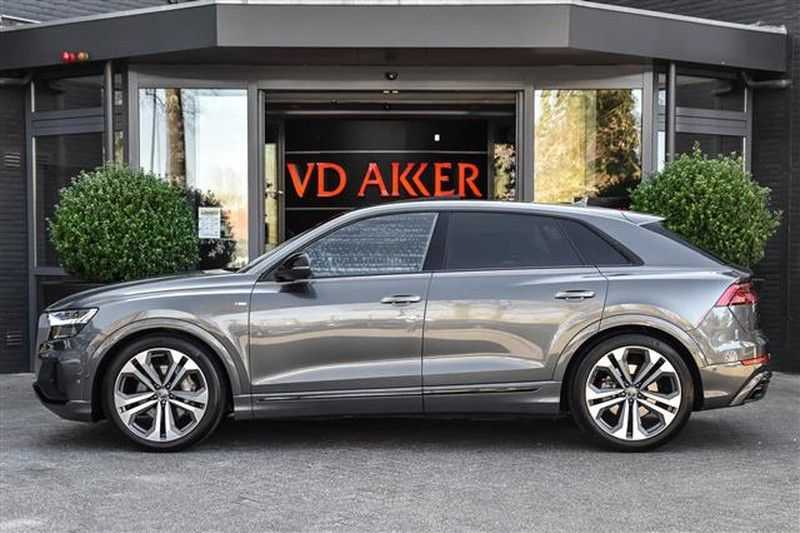 Audi Q8 50 TDI NP € 174K, S-LINE+PANO.DAK+MASSAGE+22INCH+B&O afbeelding 11