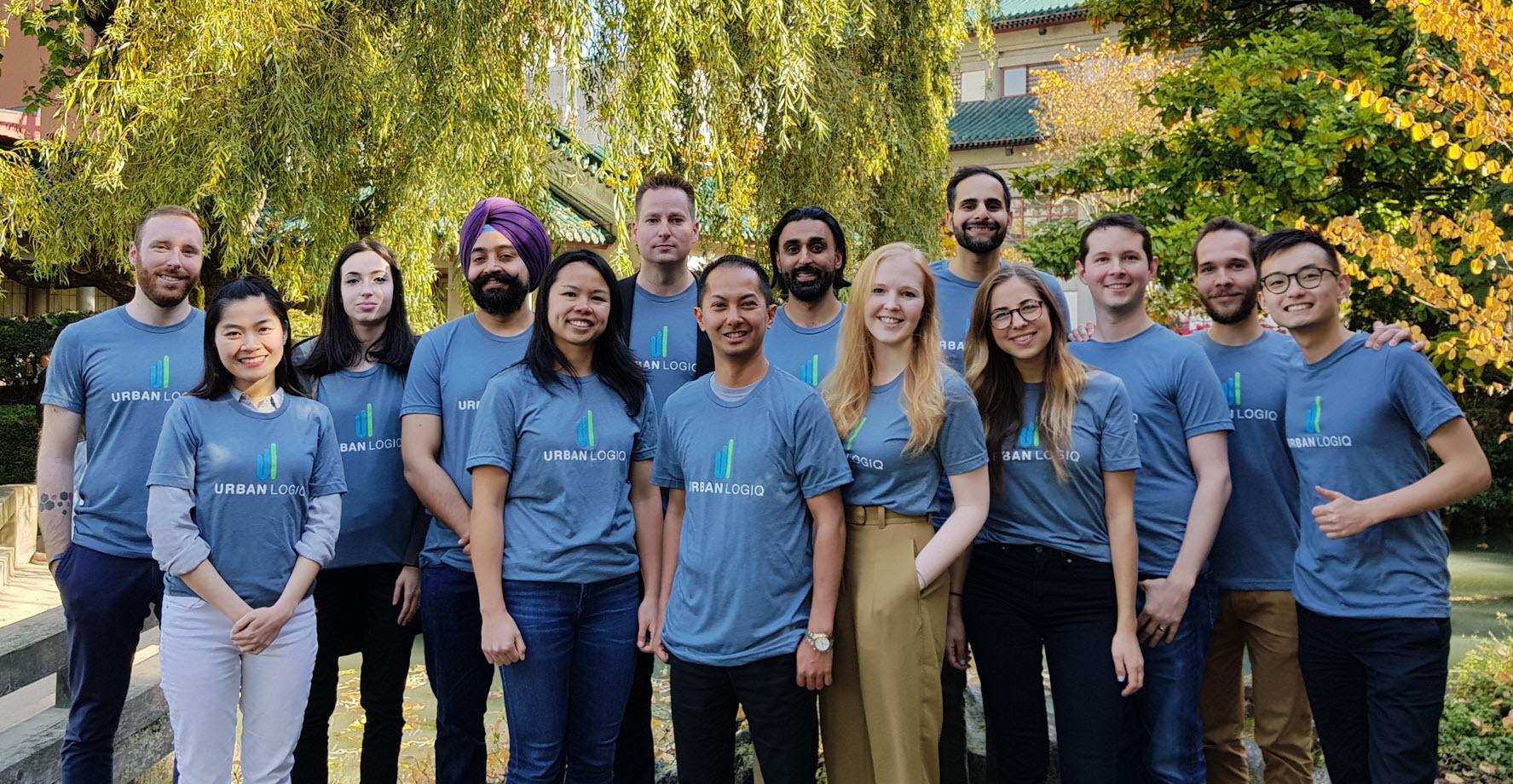 UrbanLogiq Team