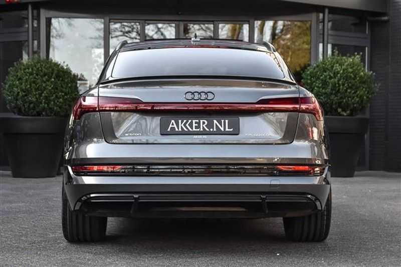 Audi e-tron SPORTBACK 55 QUATTRO S-EDITION HEAD-UP+22INCH afbeelding 24