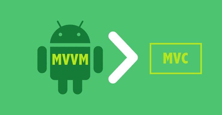 MVVM vs MVC