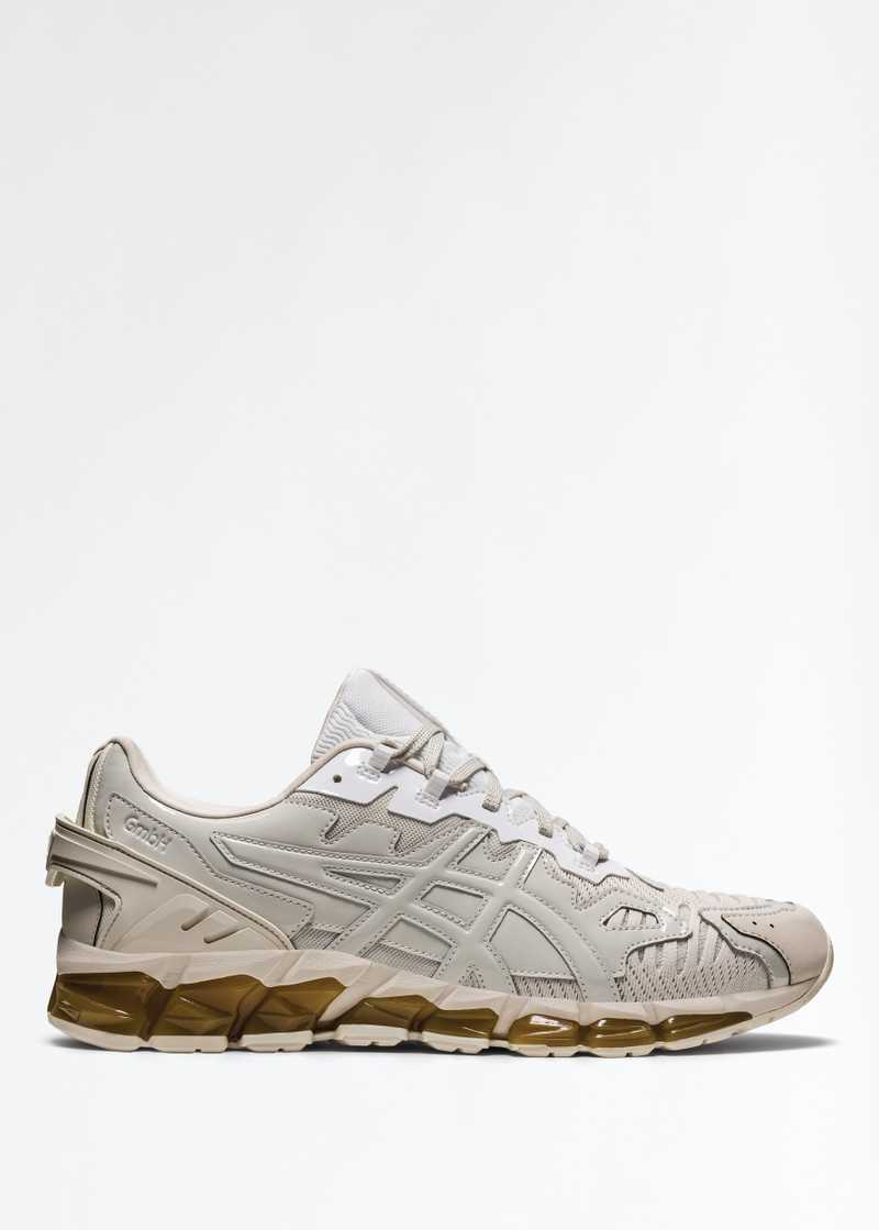 ASICS by GmbH Gel Quantum 360 Ivory Grey Right Foot