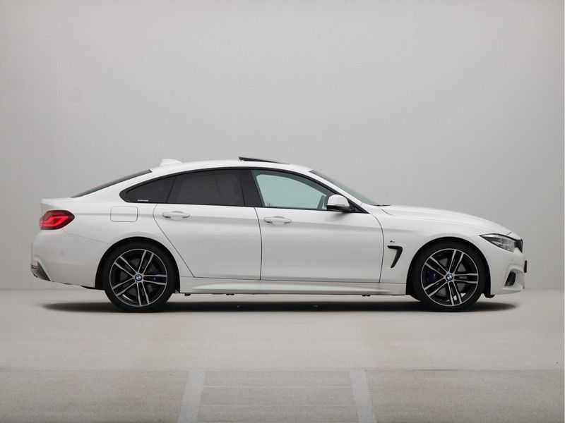 BMW 4 Serie Gran Coupé 420i High Executive M-Sport Automaat afbeelding 7