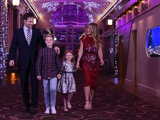 23rd December | Four Night Christmas Family Break