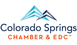 Colorado Springs Chamber of Commerce Logo