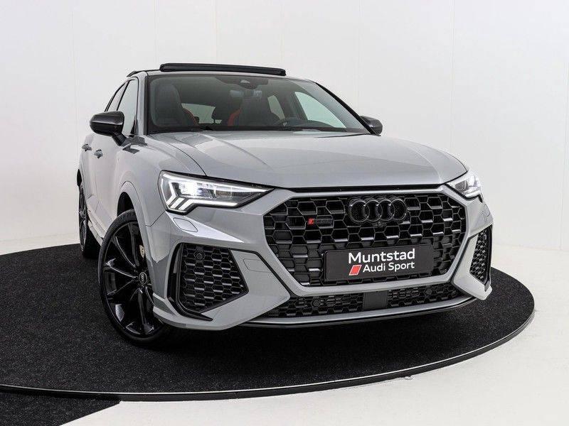 Audi Q3 Sportback TFSI RS 400 pk Pano.Dak   360 Camera   Carbon   Adapt. Cruise   Alcantara Sportstuur   Garantie tot 2026*   afbeelding 12