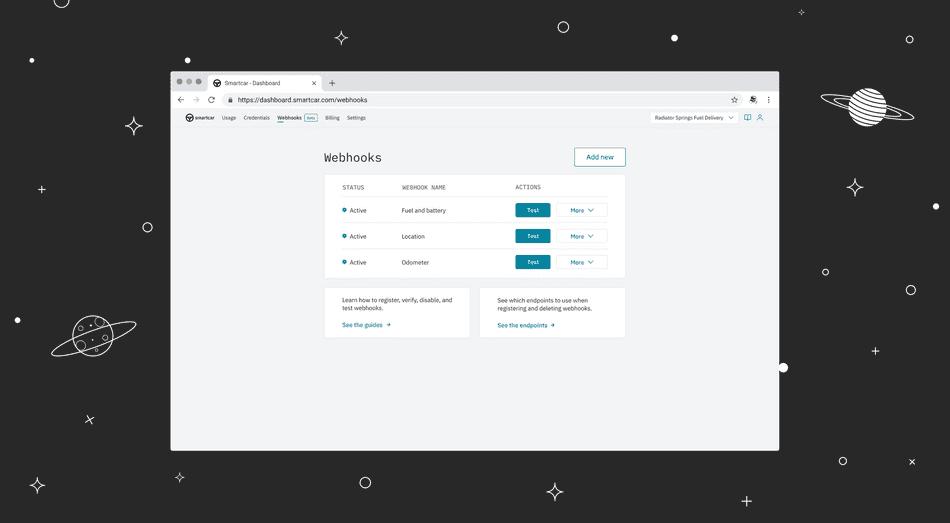 Introducing Smartcar webhooks (private beta)
