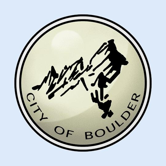 logo of City of Boulder