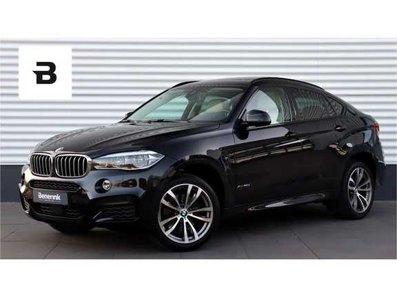 BMW X6 xDrive40d High Executive M Sport Individual Schuifdak, Head-Up Display, Trekhaak, HiFi