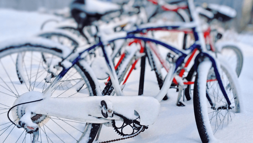 Ska du cykla i vinter? Här är 7 saker att tänka på i snön