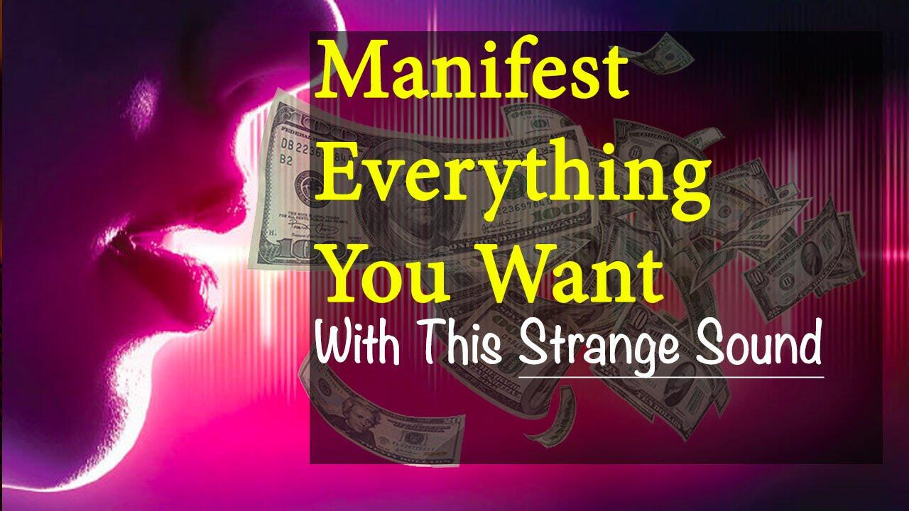 Manifestation Magic - A Programmed Change to Your Life