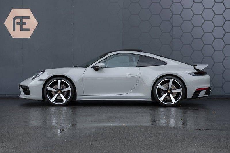 "Porsche 911 3.0 Carrera Sport Design Pack, ACC, Lifting, Pano, Sportuitlaat, Klimaatstoelen, 21"", PPF, SportChrono, Nightvision, BOSE Surrou afbeelding 2"