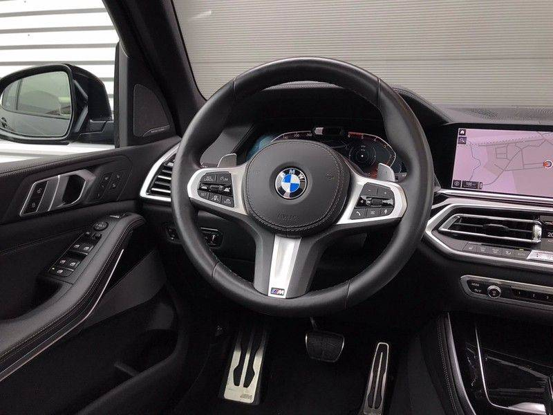 BMW X5 X-Drive VERKOCHT 3.0D 265PK, M-Sportpakket, Pano, Harman/Kardon, Massage, Head-Up, 360* Camera, Night Vision, Soft-Close, LMV'22 afbeelding 13