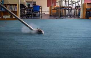 Carpet Cleaning Estimate