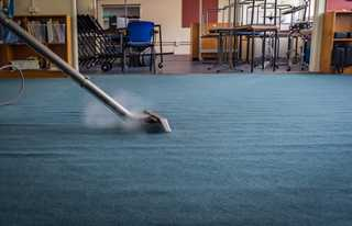 Carpet Cleaning Estimate