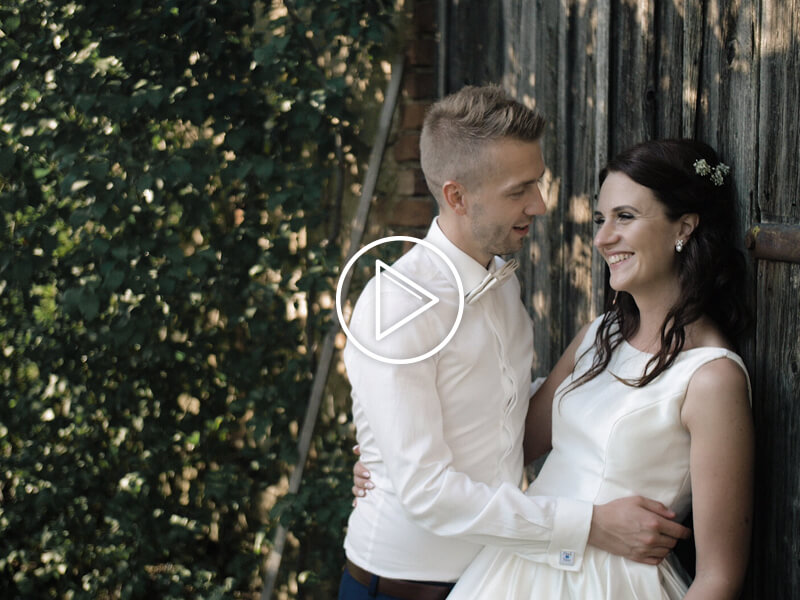 Tereza a Marek svatební video