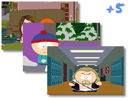 South Park theme pack