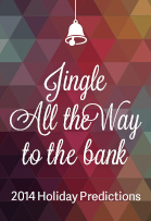 jingle all the way to the bank: holiday predictions and tips for ecommerce success