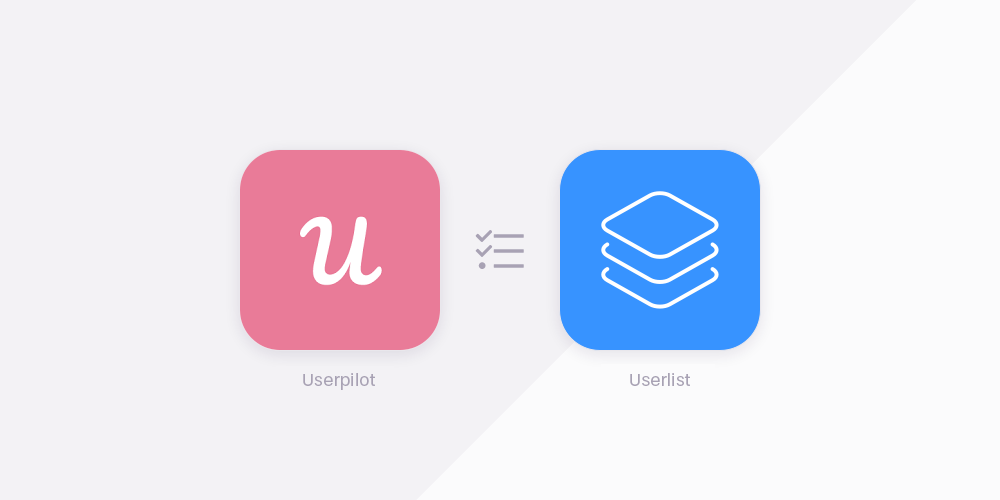 Userpilot vs Userlist