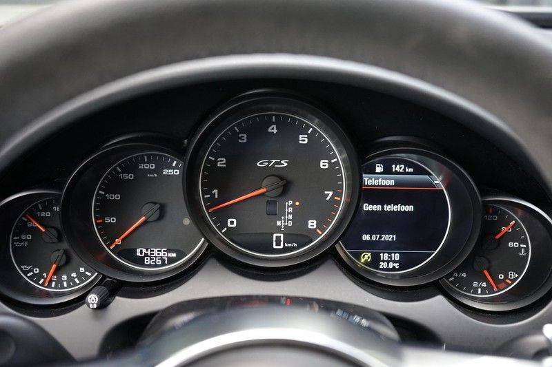 Porsche Cayenne 3.6 GTS Pano, Keramisch, Carbon interieur, Alcantara afbeelding 20