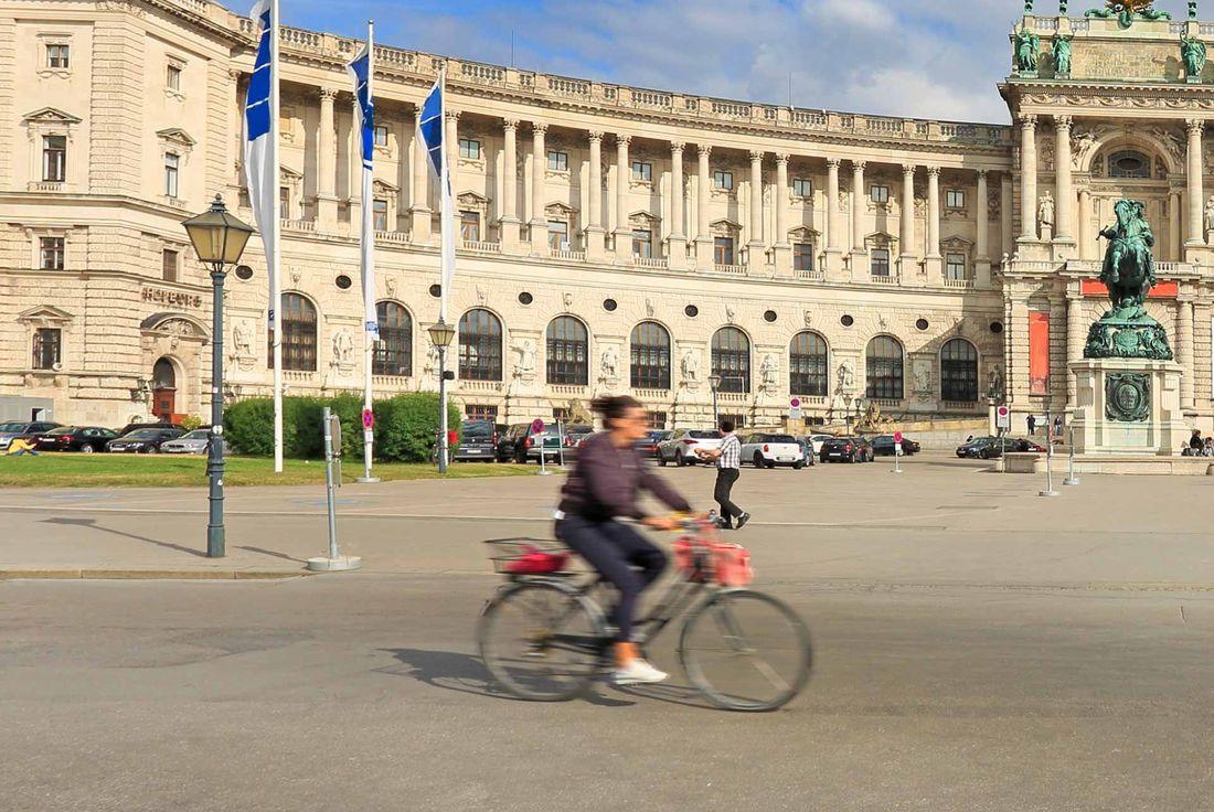 Bike Tour of Vienna