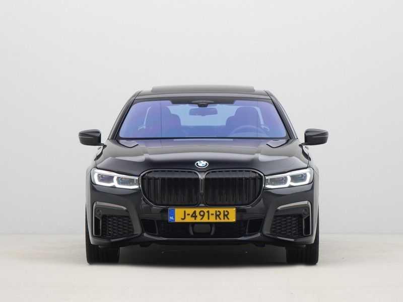 BMW 7 Serie 745e M Sport High Executive BEZICHTIGING OP AFSPRAAK afbeelding 5