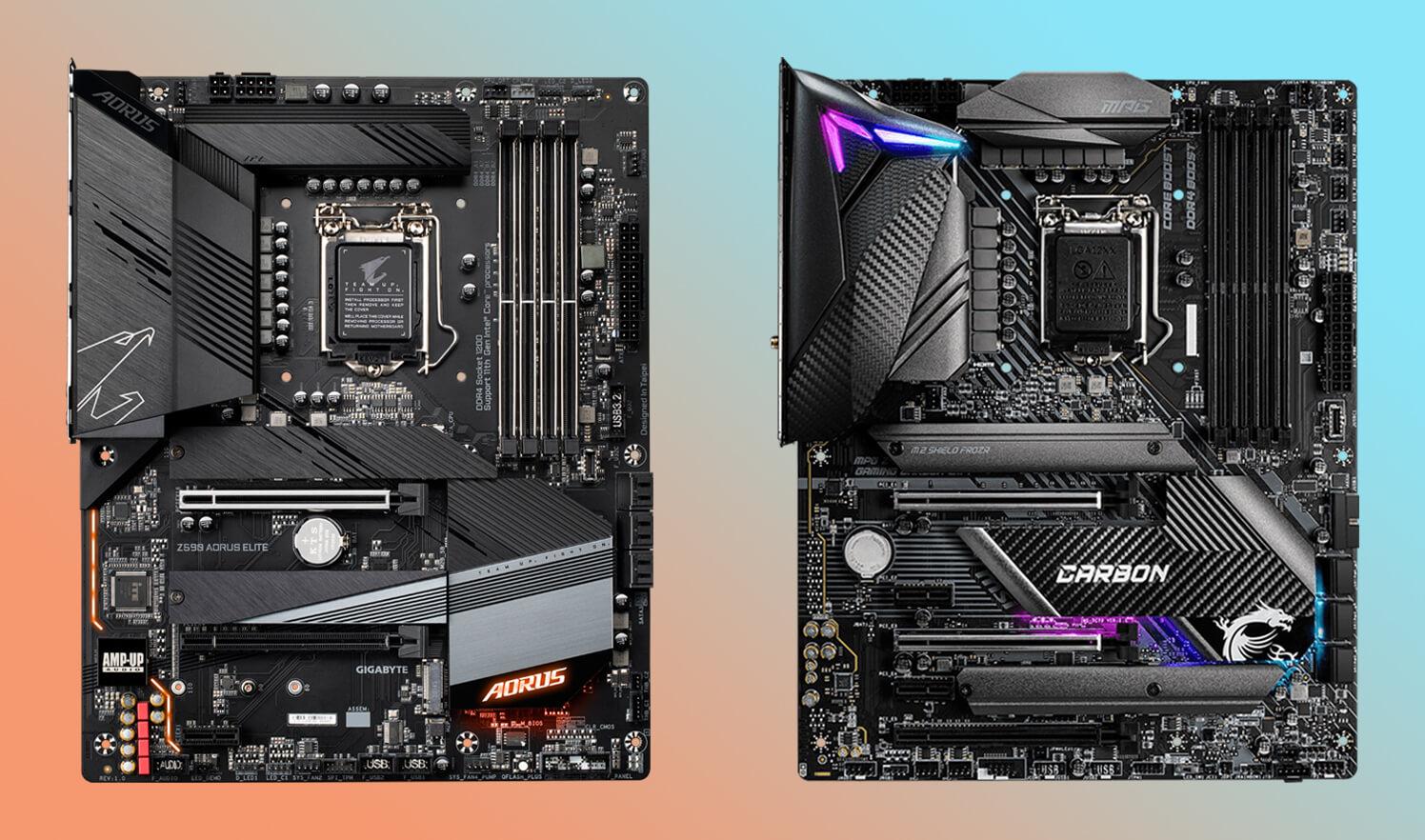 Best Motherboards for i5-11600K