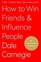 Related book How To Win Friends and Influence People Cover