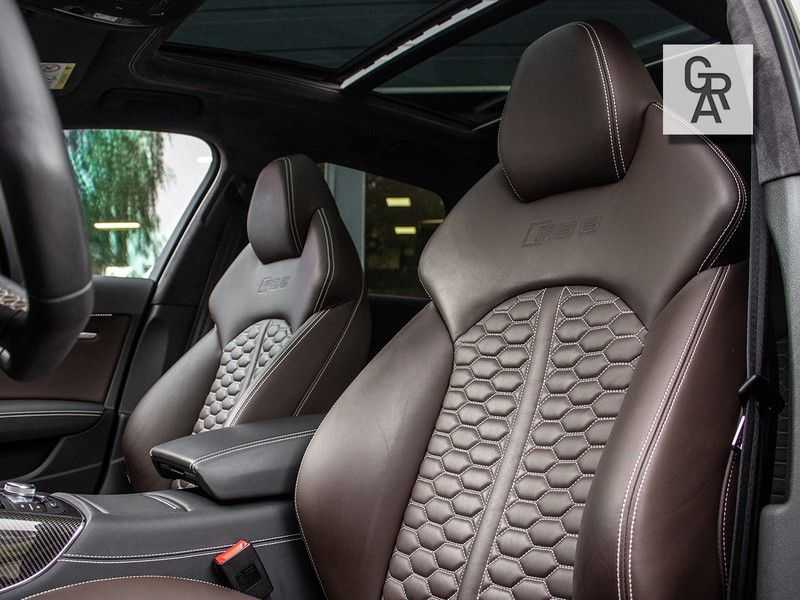 Audi RS6 Avant 4.0 TFSI RS6 PERFORMANCE | KERAMISCH | CARBON | EXCLUSIVE | MILLTEK afbeelding 5