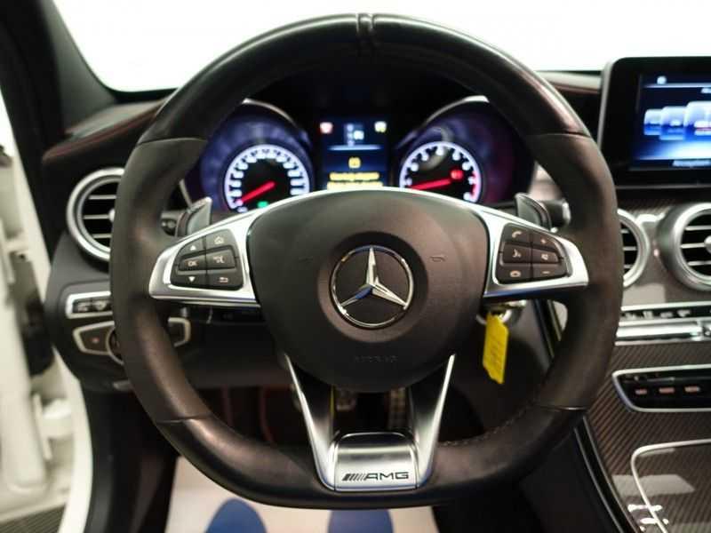 Mercedes-Benz C-Klasse 43 AMG 4MATIC 368pk Performance Carbon, Pano, Full afbeelding 7