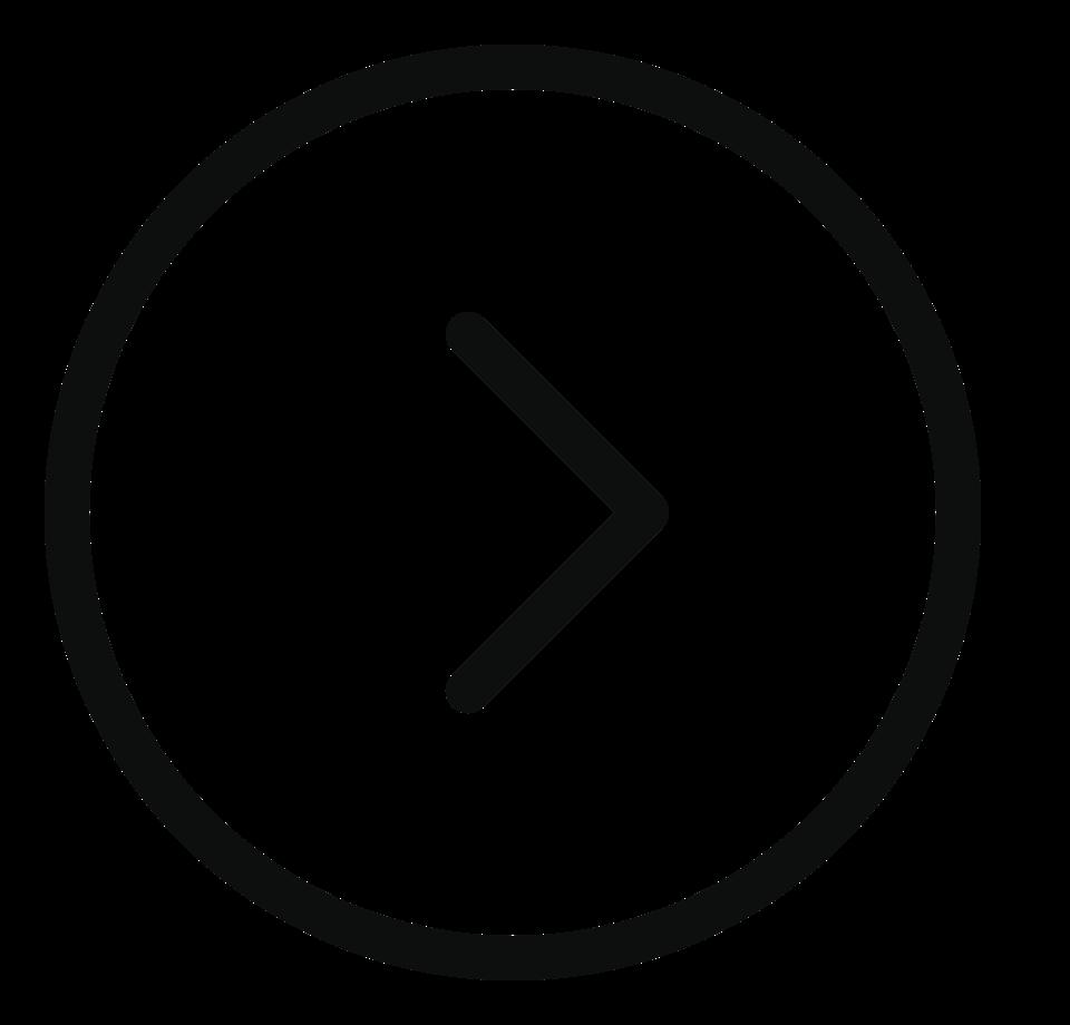 Arrow simple circle right