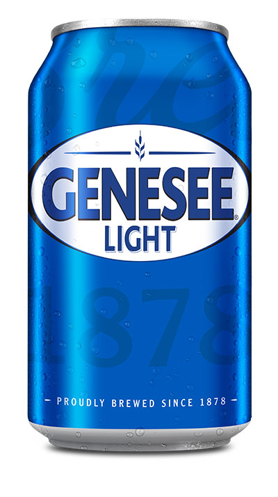 Genesee Light can