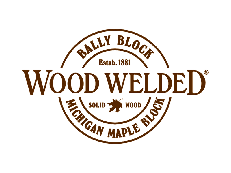 Wood Welded Logo