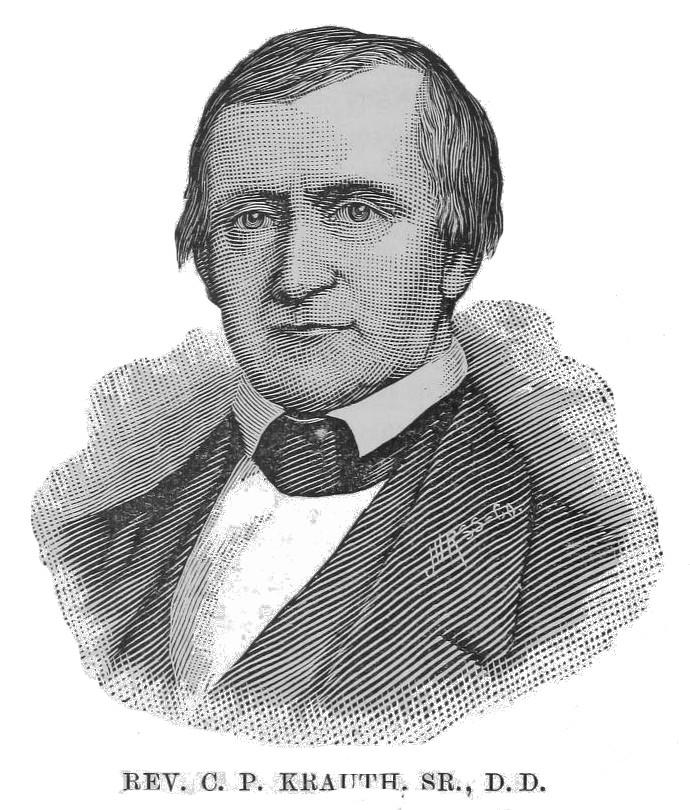 Charles Philip Krauth Sr.
